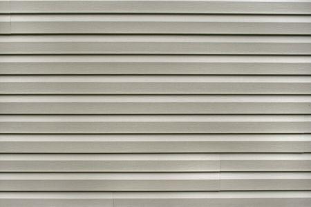 Beige vinyl spooraansluiting textuur Stockfoto