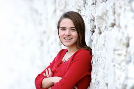 Teenage Girl Portraits photo