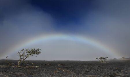 Lava Rock Rainbow
