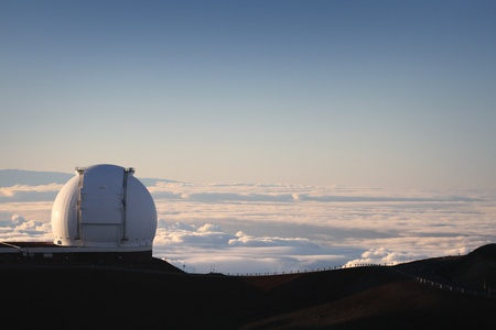 Observatory in the Clouds