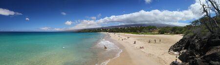 Hawaiian Beach Panorama