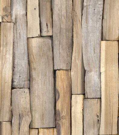 Background of split logs stacked on one another