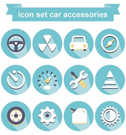 all icons are designed in various shapes vector. Icons flat design perfect quality and the best high for Websites and Mobile Apps and designing infographics. Illustration