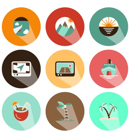 designing: all icons are designed in various shapes vector. Icons flat design perfect quality and the best high for Websites and Mobile Apps and designing infographics. Illustration