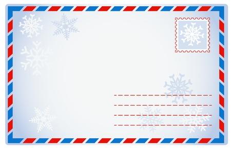 Winter envelope