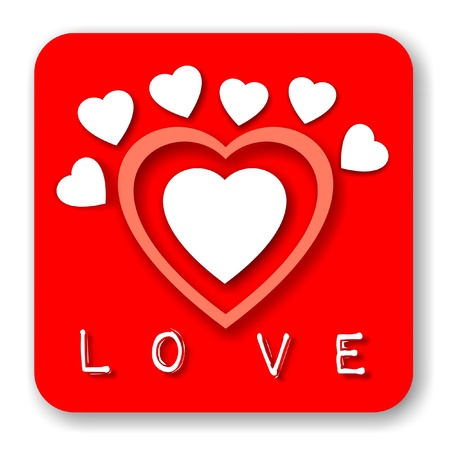 Heart Icon Symbol photo