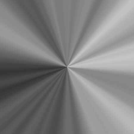 Abstract chrome with black space background  Stock Photo