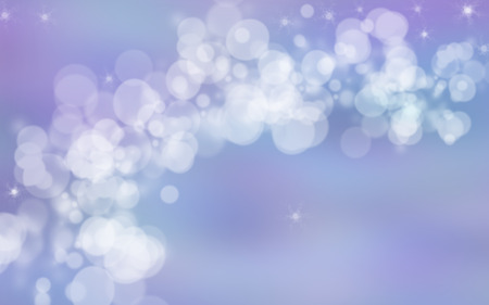 twinkling: colorful abstract background with with beautiful glitter twinkling white bokeh Stock Photo