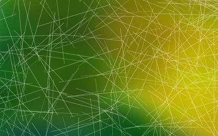 green yellow: green yellow  abstract background with scratch lines on the surface.