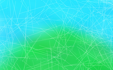 colorful abstract background with scratch lines on the surface.