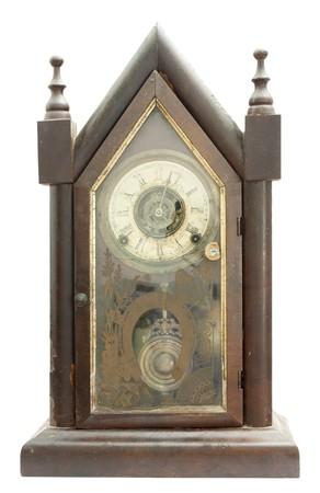 reloj cucu: Uno muy antiguo y reloj de cuco alem�n hecha a mano