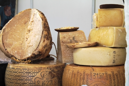 Many Big cheese for sell in  Sevilla, Spain