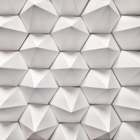 abstract: Paperwork, shape,, patterns, geometric, white, background, abstract.