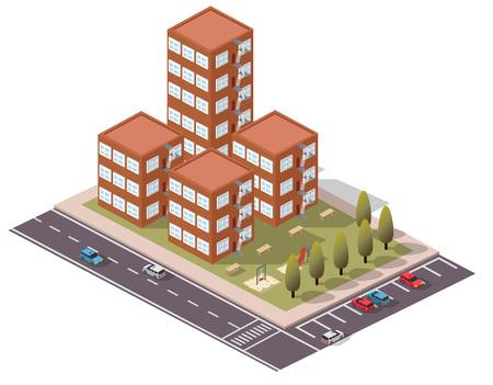 Vector Isometric Flats  Duplex