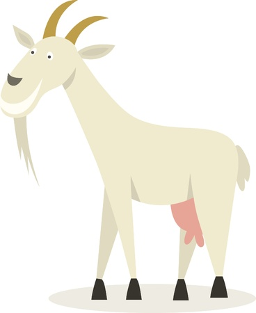 goat Stock Vector - 11943543
