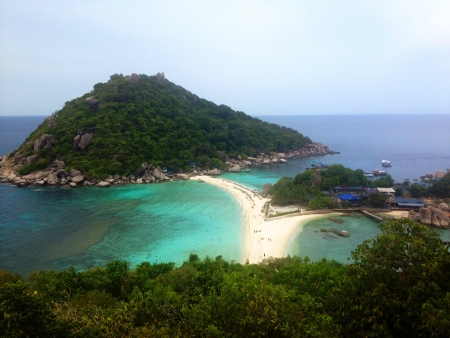 nang: Nang yuan island Thailand