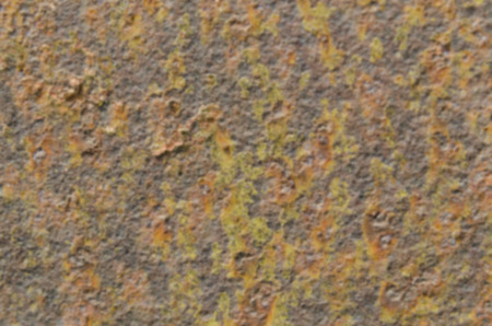 worn structure: Blur of rust surface