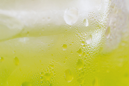 condensation: Soft Focus of Condensation on glass