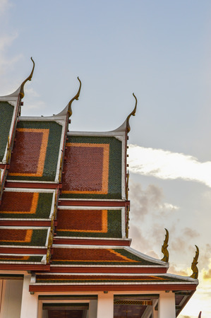 disign: Art and architecture in Thailand Temple