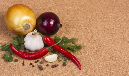 garlics: Different spices to improve the taste of food