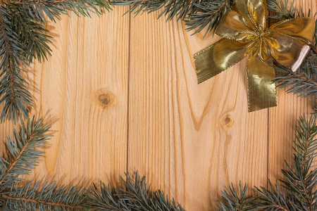 pretty s shiny: Christmas accessories  on the wooden board