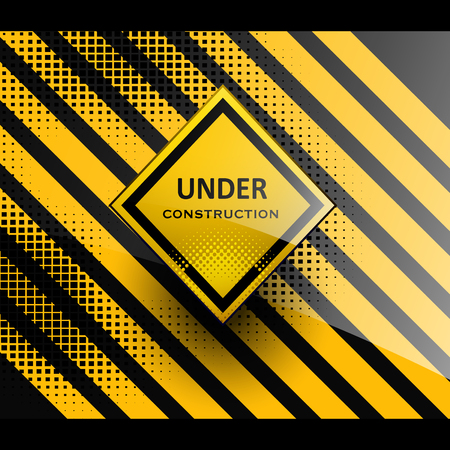 construction: Under construction background.