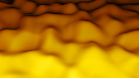 Abstract waves background. Digital illustration. 3d rendering Stock Photo