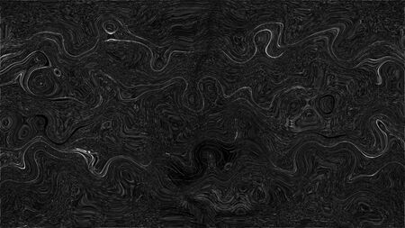 Modern abstraction with many thin matted curves with diffusion effect, 3d rendering background, computer generated