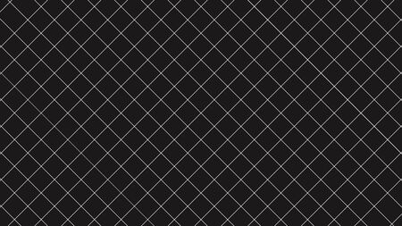 Abstract geometric background with thin lines forming a lattice. 3d render computer generated