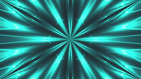Abstract fractal light background. Digital 3d rendering backdrop. Stock fotó - 154988972