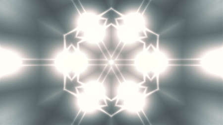 Abstract fractal light background. Digital 3d rendering backdrop. Stock fotó - 155051331