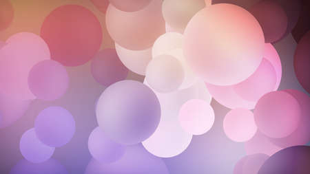 Pearl beads abstraction, stylish and simple picture, 3d rendering computer generated backdrop, romantic or spring style