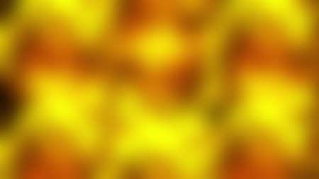 Computer generated a gold blur backdrop. 3D rendering of defocused wavy spots Фото со стока