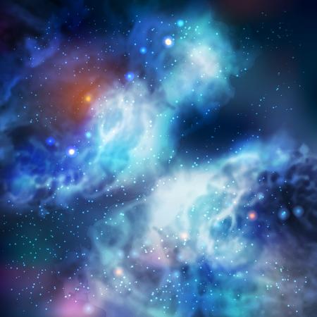 100 Galaxy Vector Butterfly Dans Deep Space