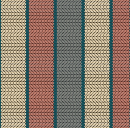 knitted background: Striped Coloured Knitted Background