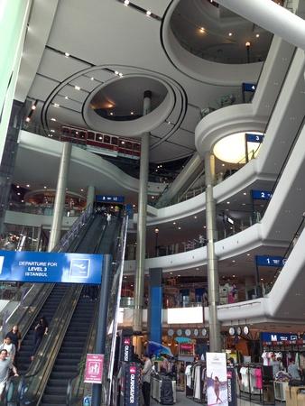departmentstore: The longest escalator in Thailand