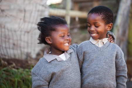 destitution: These two friends have a very special bond