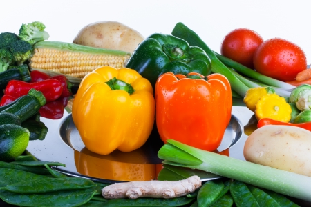 restuarant: The most used vegetables in a restuarant
