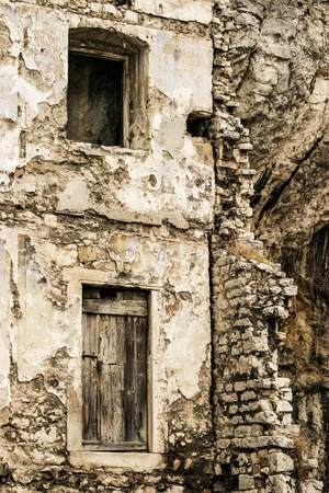 A old and abandoned building. Stock Photo - 17579639