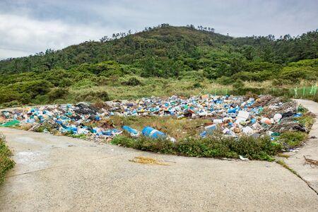 Trash problem in South Korea