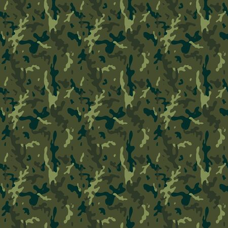 camoflage: Camouflage Forest Seamless Tileable Pattern Background