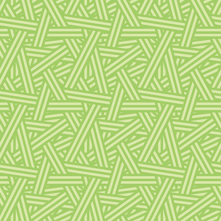 interweaving: Seamless Vector Interweaving Lines Nature Pattern Background