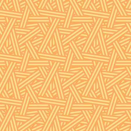 interweaving: Seamless Vector Interweaving Lines Autumn Nature Pattern Background Illustration