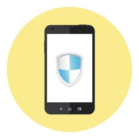 datos personales: Servicio del teléfono móvil Seguridad Protección de Datos Personales