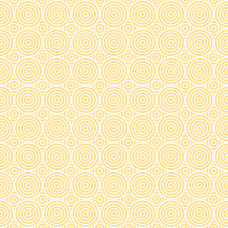 circles: Seamless Geometric Circles Abstract Pattern Background Illustration