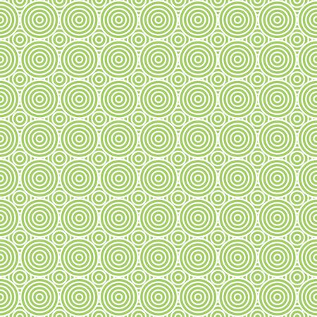 circles pattern: Seamless Geometric Circles Pattern Background