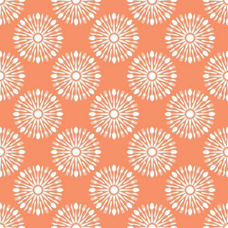 Seamless Kitchen Silverware Pattern Background