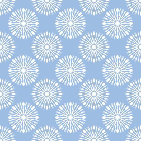 Seamless Cafe Silverware Pattern Background