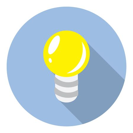 electric bulb: Electric Light Bulb Symbol