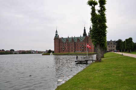 danmark: Danmark,  Hillered,  Frederiksborg Castle.
